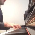 Matthew, professional musician
